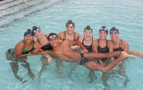 Swimming Through Senior Year