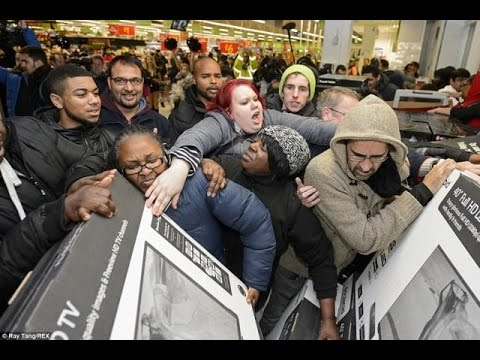 Black Friday Shopping Tips and Tricks!