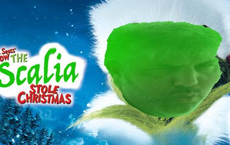 How The Scalia Stole Christmas