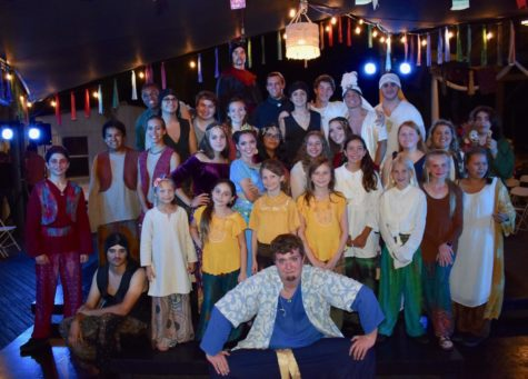 Aladdin Jr. Wows Audiences