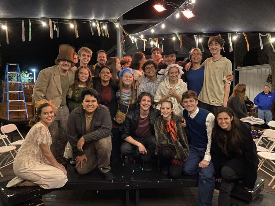 Thespians To Bring Back Open-Mic Nights on November 20th!
