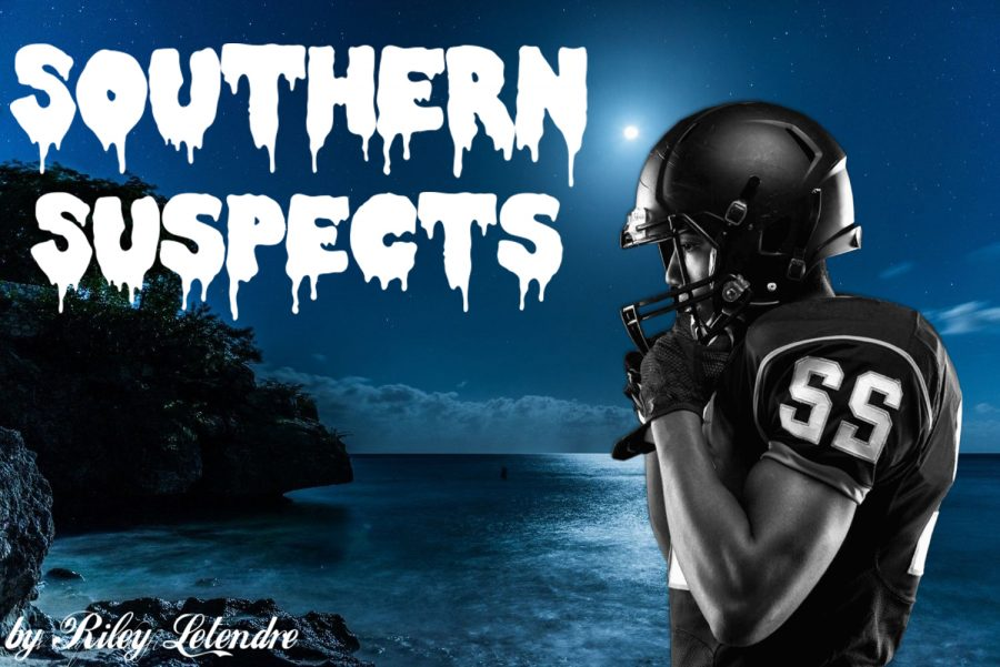 Southern Suspects by Riley Letendre