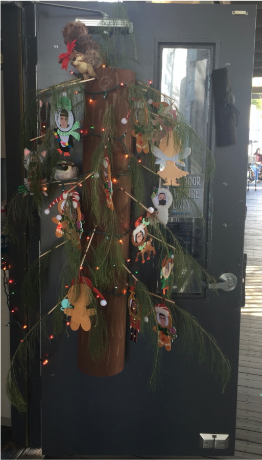 Its the Most Wonderful Door of the Year