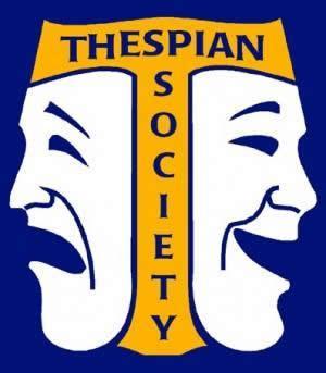 thespian society - valentine