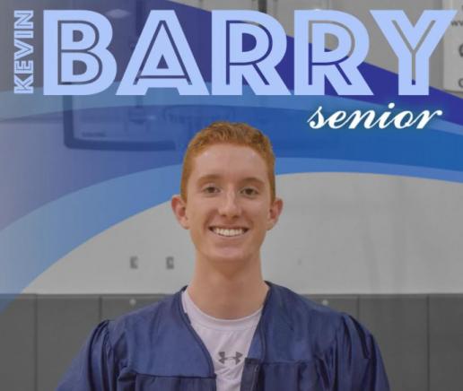Senior Spotlight: Kevin Barry