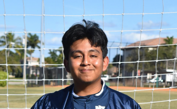 Senior Spotlight: Juan Rojas