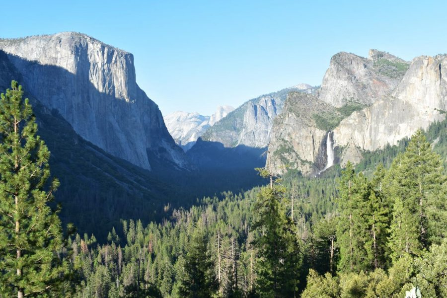 An+afternoon+view+of+Yosemite+Park+