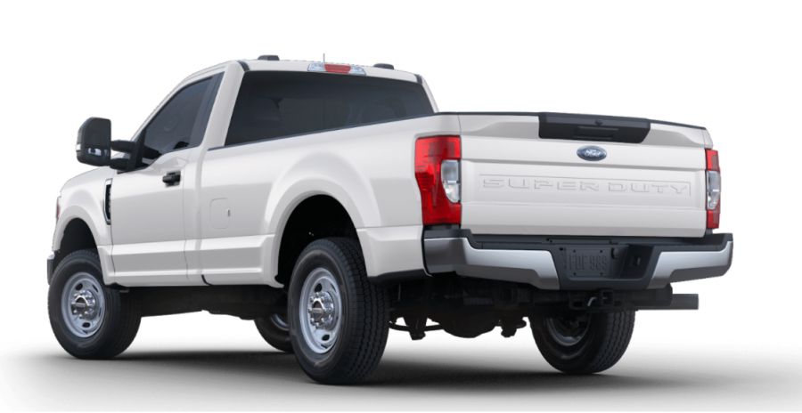 Ford's F-250 XL