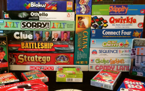 Remember When: Board Games