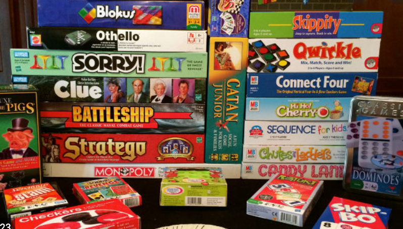 Remember when you go and grab a game to play with your family and friends? There are many nostalgic games and it varies from every person. Here are 5 nostalgia games.