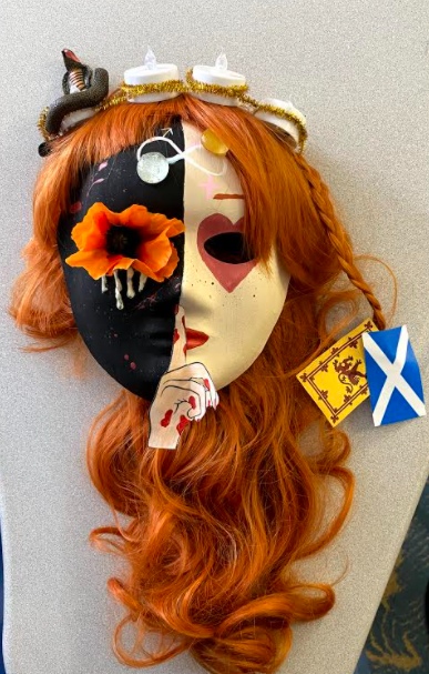 Macbeth Mask