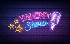 Talent show and play update