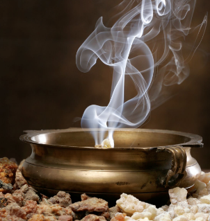 Is incense beneficial?