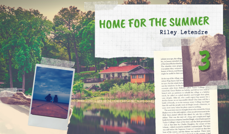 Home For The Summer - Chapter Three