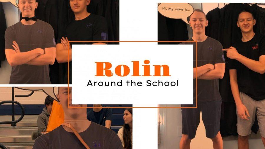 Wheres Rolin?