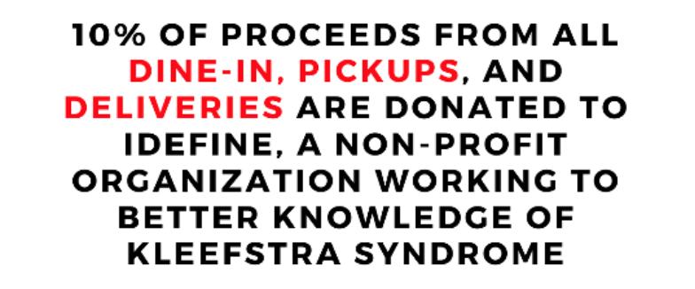 Kleefstra Syndrome Fundraiser at Samis