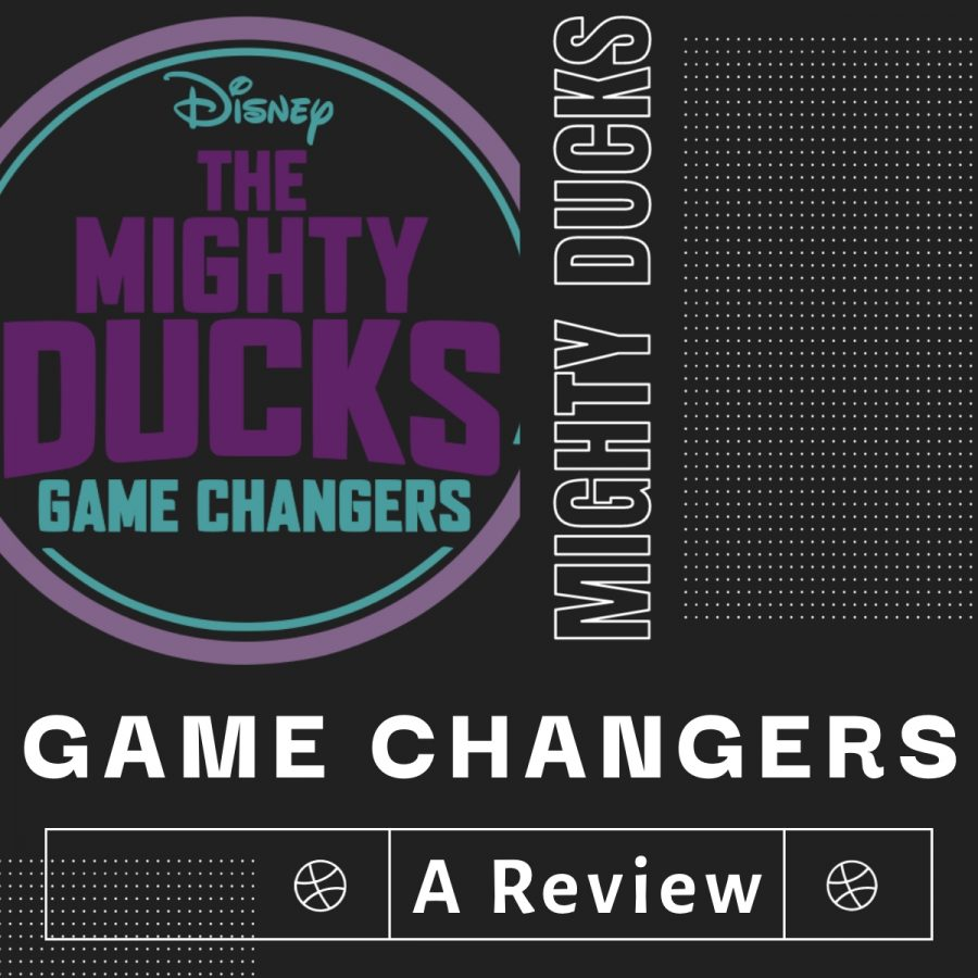 Read more about the new Disney Series: The Might Ducks- Game Changers