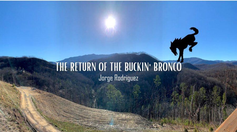 The Return of the Buckin Bronco
